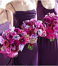 The FTD ® Bridesmaid 's Garden™ Bouquet