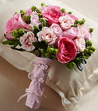 The FTD&reg; Pink Profusion&trade; Bouquet