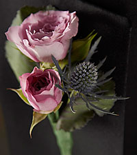 The FTD ® Veronica™ Boutonniere