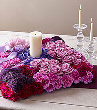 The FTD ® Promise of Love™ Unity Arrangement