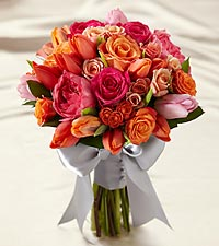 The FTD&reg; Sunset Dream&trade; Bouquet