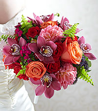 The FTD ® Brilliant Blossoms™ Bouquet