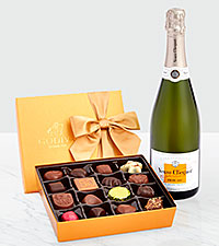 Veuve Clicquot & Godiva&reg;