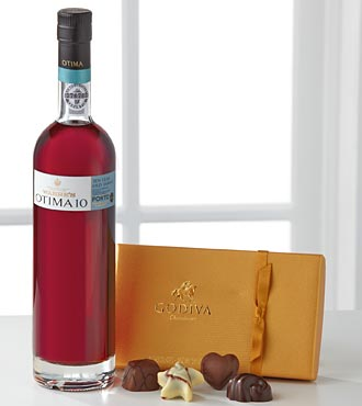 Warres Port & Godiva&reg;