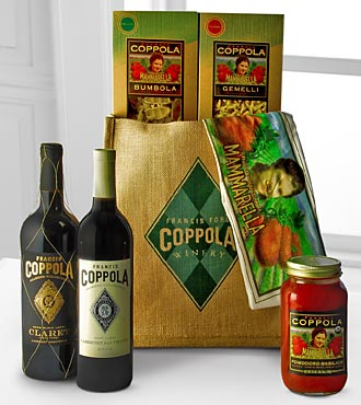 Francis Ford Coppola Food & Wine Gift Box