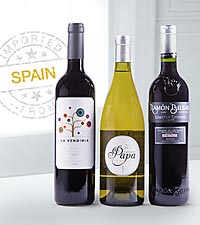 Wines of Spain Gift Set