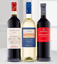 Italian Wine Trio