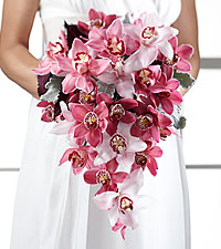 The FTD ® Pink Mink™ Bouquet