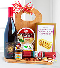 Gourmet Wine & Cheese Board - Best