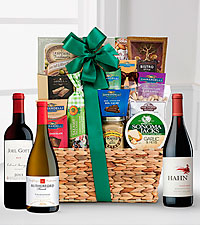 Tour the Wine Country Basket - Better