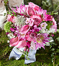 The FTD ® Pink Profusion™ Bouquet