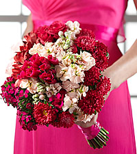 The FTD ® Pink Effervescence™ Bouquet