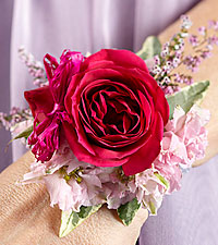 The FTD ® Rose Charm™ Corsage
