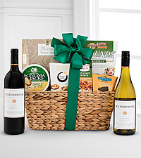 Delectable Duet Gift Basket