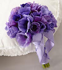 The FTD ® Purple Passion™ Bouquet