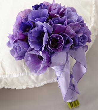 The FTD® Purple Passion™ Bouquet