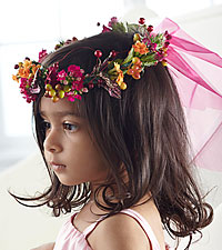 The FTD ® Baby Love™ Headpiece