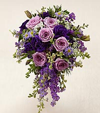 The FTD ® Lavender Garden™ Bouquet
