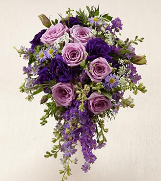 The FTD&reg; Lavender Garden&trade; Bouquet