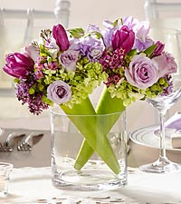 The FTD ® Sublime™ Centerpiece