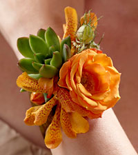 The FTD ® Irresistible Love™ Wrist Corsage