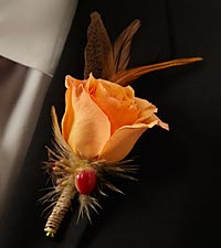 The FTD&reg; Free Spirit&trade; Boutonniere