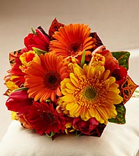 The FTD&reg; Sunglow&trade; Bouquet