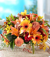 The FTD ® One and Only™ Centerpiece