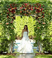 The FTD ® Arbor of Love™ Archway