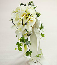 The FTD ® White Chapel™ Bouquet