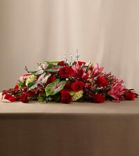 The FTD&reg; One and Only&trade; Altar Arrangement