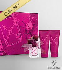 Vera Wang Lovestruck Gift Set