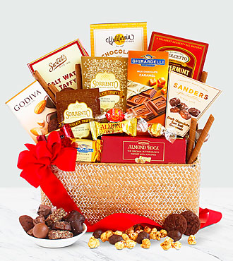 Chocolate Indulgence Basket - Better