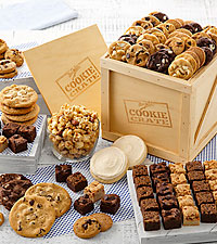 Mrs. Fields ® Cookie Crate Combo