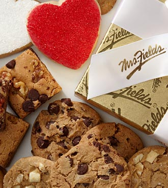 Treat of the Month Club - 3 Months of Mrs Fields&reg; Cookies
