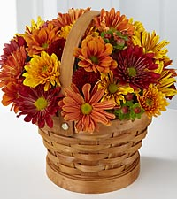 The FTD ® Woodland Wonder ™ Basket
