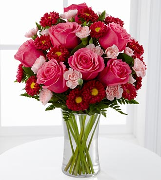 FTD Coupon: $10 OFF on Surprise Bouquet + Free Vase @ FTD.com
