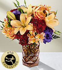 The FTD ® Many Thanks™ Bouquet