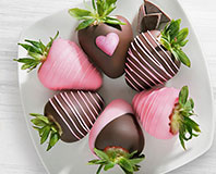 Chocolate Dip Delights� Love My Mom Chocolate Covered Strawberries