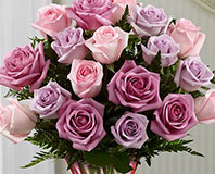 The FTD® Mixed Rose Bouquet