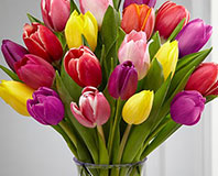 FTD� Spring Tulip Bouquet by Better Homes and Gardens�