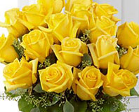 The Yellow Rose Bouquet by FTD®