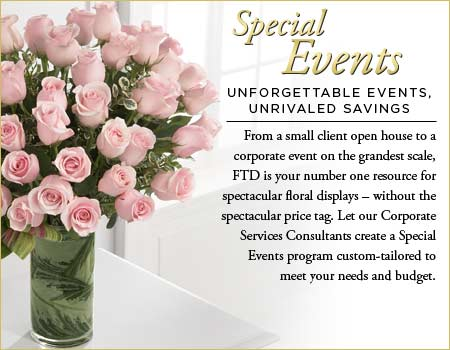 Flowers, Roses, Flower Gifts and Gift Baskets from FTD