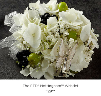 The FTD® Nottingham Wristlet