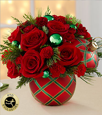 The FTD® Seasons Greetings™ Bouquet