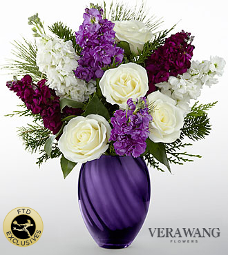 The FTD� Joyful� Bouquet by Vera Wang