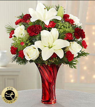 The FTD� Holiday Celebrations� Bouquet