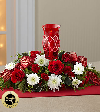 The FTD� Celebrate the Season� Centerpiece
