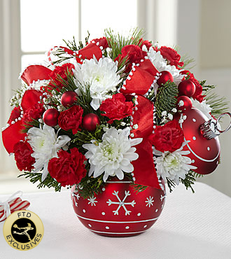 The FTD� Season's Greetings� Bouquet