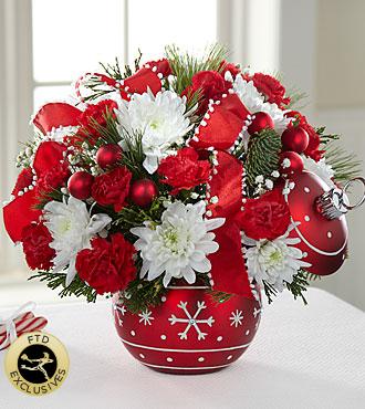 Le bouquet Season's Greetings™ de FTD®